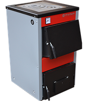 Твердотопливный котел плита ProTech ТТП – 12 c D Luxe (4 мм) (15 кВт на угле)