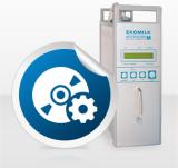 Программное обеспечение (ПО) для анализатора молока Ekomilk