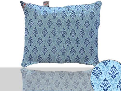 Подушка силиконовая 60х60 (синяя)