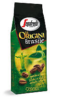 Кофе молотый Segafredo Origini Brasile 250 г моносорт 100% арабика