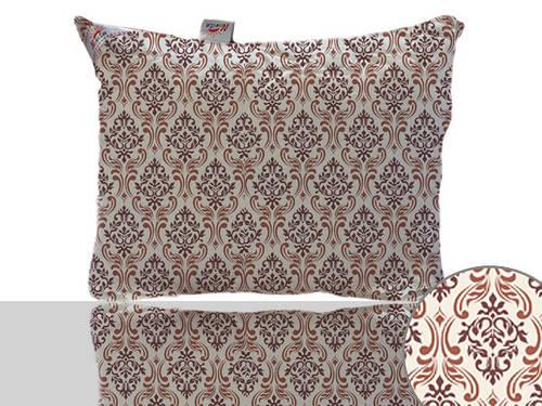 Подушка силиконовая 60х60 (коричневая)