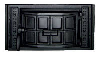 Чугунная зольная дверца - VVK 36x20 см - 28x15см