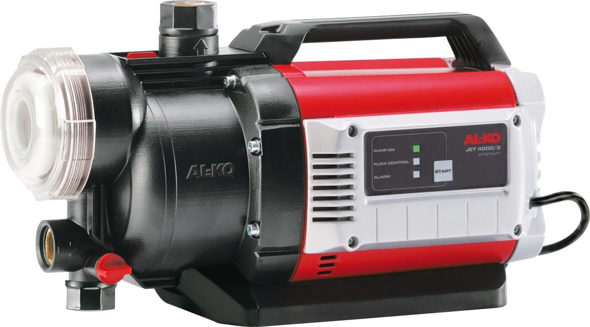 Садовый насос AL-KO Jet 4000/3 premium