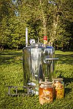 """Автоклав """"ЛЮКС - 28"""" з нержавіючої сталі для домашнього консервування ., фото 3"""