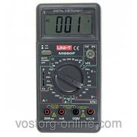 Тестер 890 F, мулитестер, мультиметр, измерительные приборы,  щуп/ мультиметр,