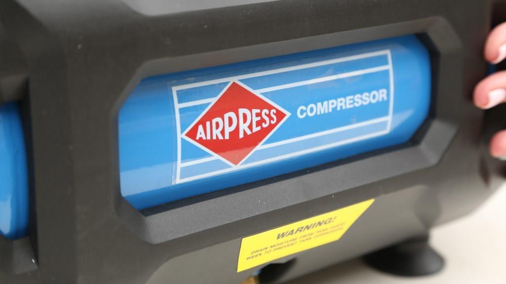 Компрессор AIRPRESS H 215-6