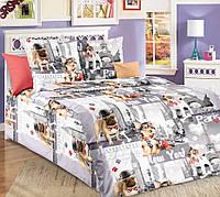 Постельное белье в кроватку, Евротур бязь, детское постельное белье