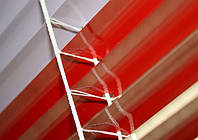 Жалюзи горизонтальные, алюминиевые, двухсторонние, фото 1