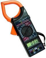 Мультиметры, тестер 266-FT, щуп/ мультиметр/ термопара/ чехол,  тестирование диодов,+звуковая прозвонка
