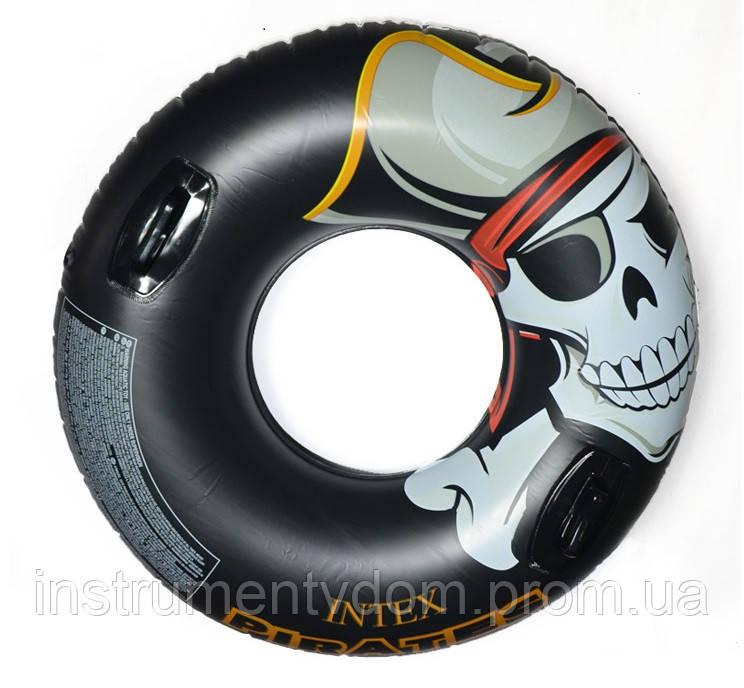 """Надувной круг INTEX 58268 """"Пират"""" (107 см)"""