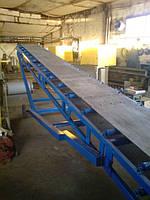 Складское оборудование, конвейер для склада