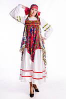 Костюм Русский народный с платками женский