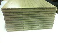 Массивная доска из дуба 1000*120*15 мм сорт селект с фаской без покрытия