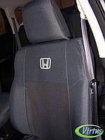Автомобильные чехлы Виртус Honda CR-V 2002-2006
