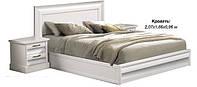 Кровать С-2 160х200 (ТМ Скай)