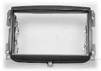 2-DIN переходная рамка FIAT (500L) 2012-2016, CARAV 11-550