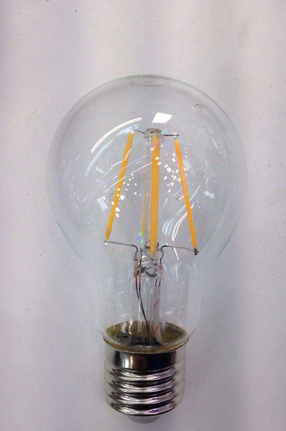 Лампа Lemanso св-ая 6W A55 E27 4LED COB 600LM 2700-3200K / LM338