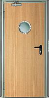 Дверь одностворчатая противопожарная декоративная EI260 C5
