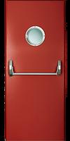 Цветная противопожарная дверь EI260 C5