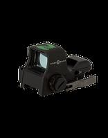 Коллиматорный прицел Sightmark, зеленая марка, 5 ур. яркости, быстросъемн. Weaver SM13005Z