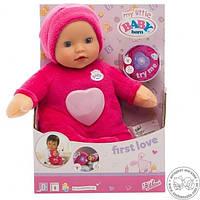 Мягкая Музыкальная Кукла Ночной Друг Baby Born Zapf Creation 820858