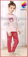 Пижамы детские с вашим логотипом (под заказ от 50 шт.)