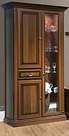 Шкаф с витриной Набукко (Скай ТМ)