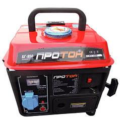 Бензиновый генератор Протон БГ-950 (0.85 кВт)