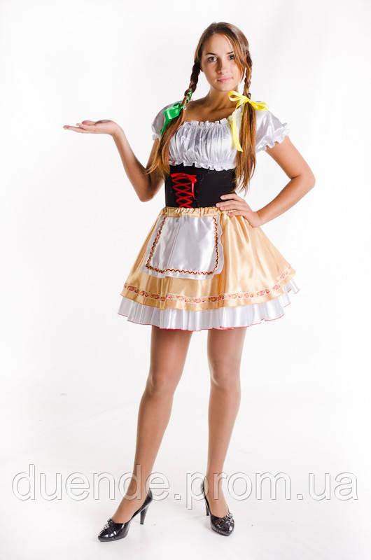 Баварка женский национальный костюм / BL - ВЖ164