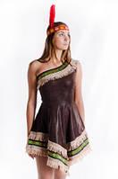 Индианка карнавальный женский  костюм / BL - ВЖ154