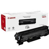 Заправка картриджа Canon 726 (3483B002) для принтера LBP6200d, LBP6230dw