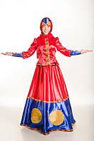 Масленица женский карнавальный костюм / BL - ВЖ168, фото 1
