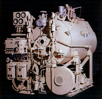 Запасные части котлоагрегата водогрейного типа КОАВ-63