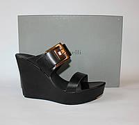 Шикарные кожаные сабо Minelli, Италия-Оригинал, фото 1