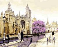 Раскраска по номерам DIY Babylon Утренний Лондон (VP555) 40 х 50 см