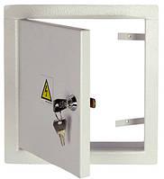Дверцы ревизионные DR 45х45, 450х450 мм