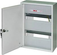 Шкаф распределительный e.mbox.RN-24 мет. навесной, 24 мод., 350х255х125 мм