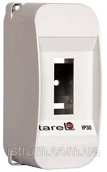 Корпус пластиковый навесной (NT) 3--модульный, однорядный, без дверей IP 30