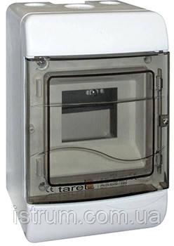 Корпус пластиковый, навесной (NT) 5-модульный, однорядный, IP 55