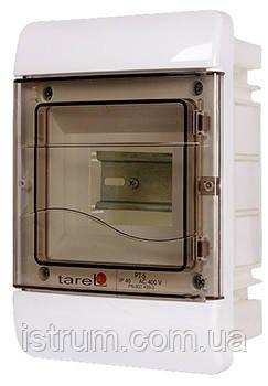 Корпус пластиковый, встраиваемый  (PT) 5-модульный, однорядный, IP 40