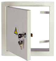 Дверцы ревизионные DR 20х20, 200х200 мм