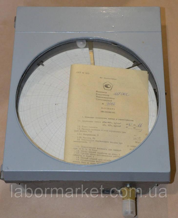 Манометр самопишущий МТС-711 - Лабораторный маркет в Харькове
