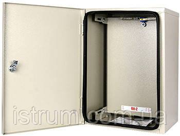 Шкаф распределительный e.mbox.RH-2 мет. герметичный IP 54, 350х250х190 мм