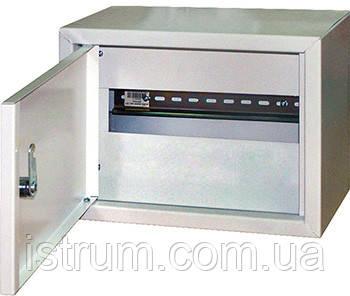 Шкаф e.mbox.stand.n.06.z под 6 мод., навесной с замком