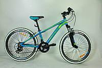 """Горный велосипед подростковый Mascotte Phoenix alloy 24"""""""