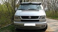 Козырек на лобовое стекло Volkswagen Т4 (90-03) / стеклопласт, на клей