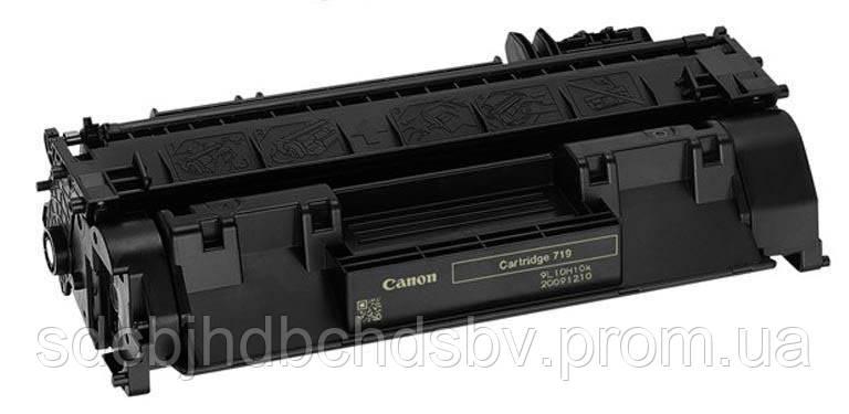 Картридж Canon 719 для принтера Canon MF411, 1133a , 6300DN, 6650DN, 6670DN, MF5840dn, MF5940dn, LBP6310dn