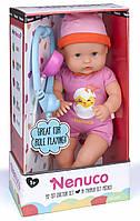Кукла пупс Nenuco от Famosa  мой первый малыш Nenuco My 1st baby Playset