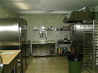Уборка в холодном цеху