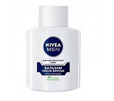 Бальзам после бритья восстанавливающий для чувствительной кожи Nivea